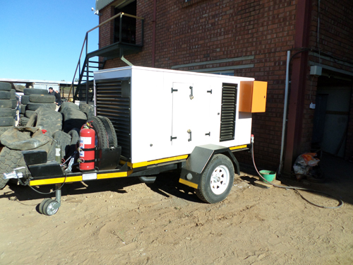 3 phase generator hire near me